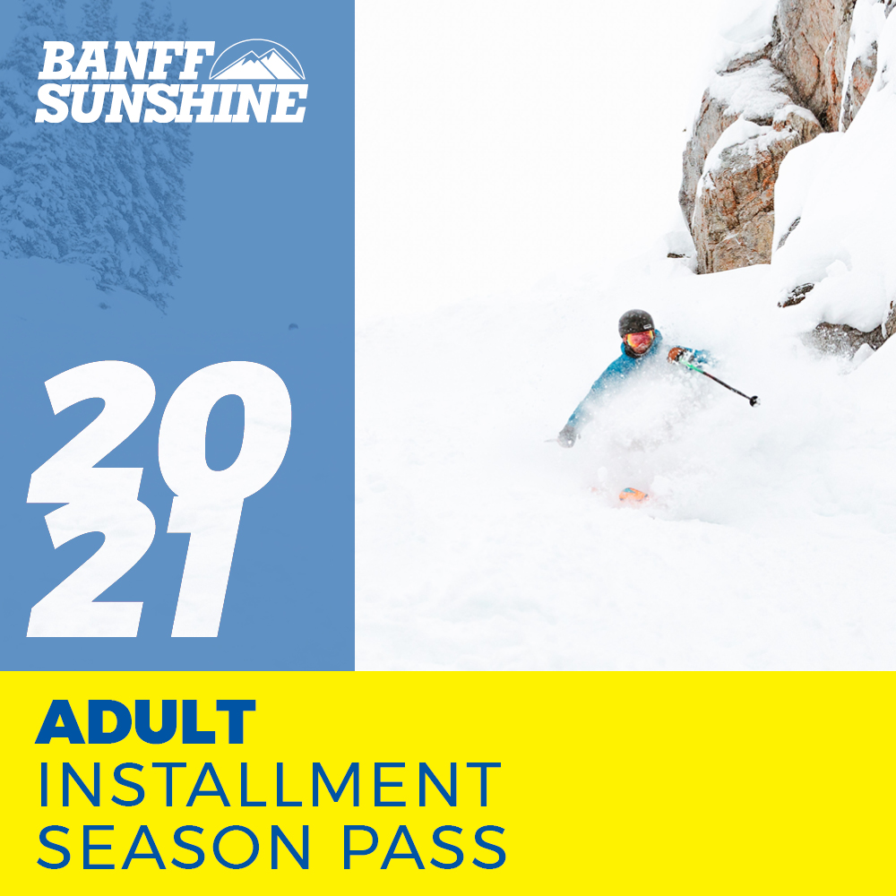 Adult Installment Season Pass