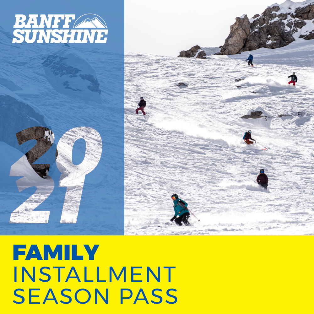 Family Installment Season Pass