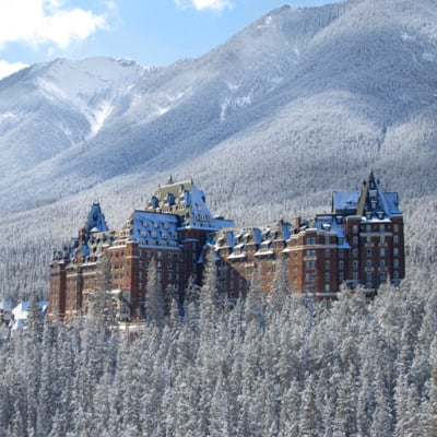 Banff, Canmore & Area Hotels Hero thumbnail