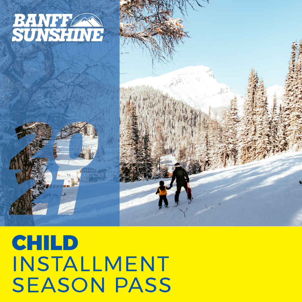 Child Installment Season Pass
