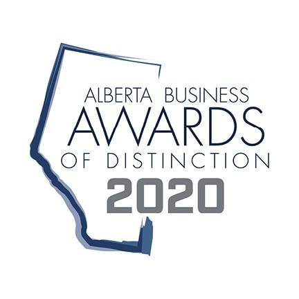 We are a 2020 'Alberta Business Awards' finalist! Hero thumbnail