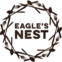 The eagle's nest logo