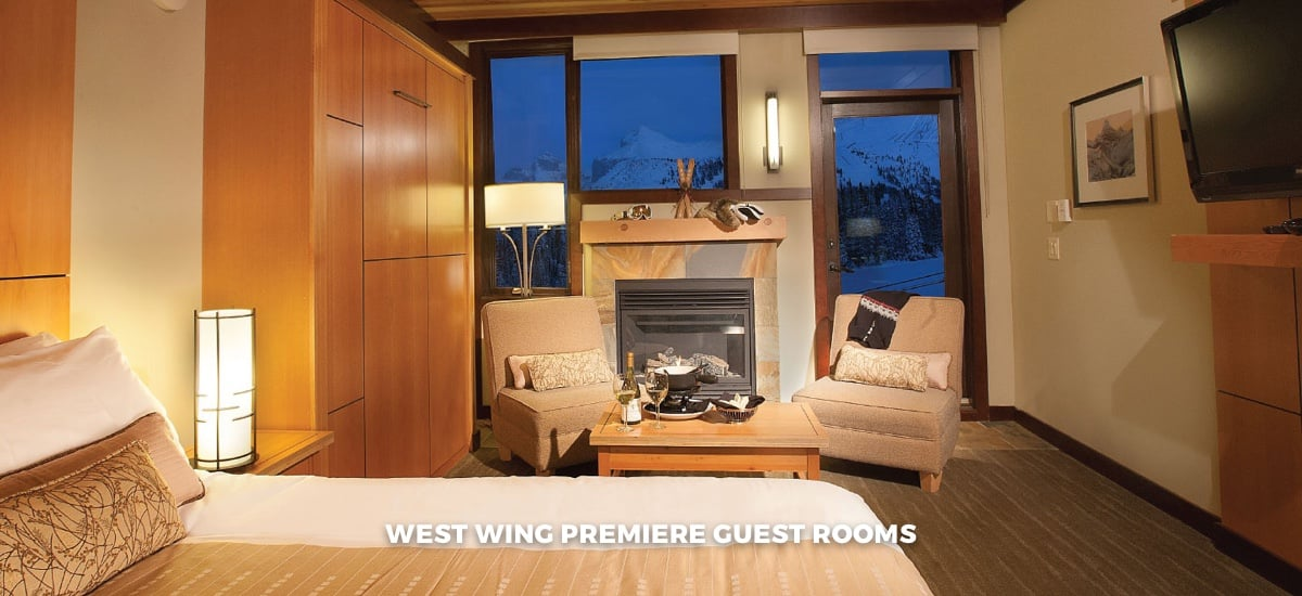 Excellent Stay At The Lodge West Wing Premiere Room Sunshine Village Pdpeps Interior Chair Design Pdpepsorg