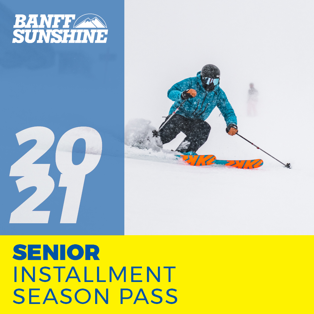 Senior Installment Season Pass