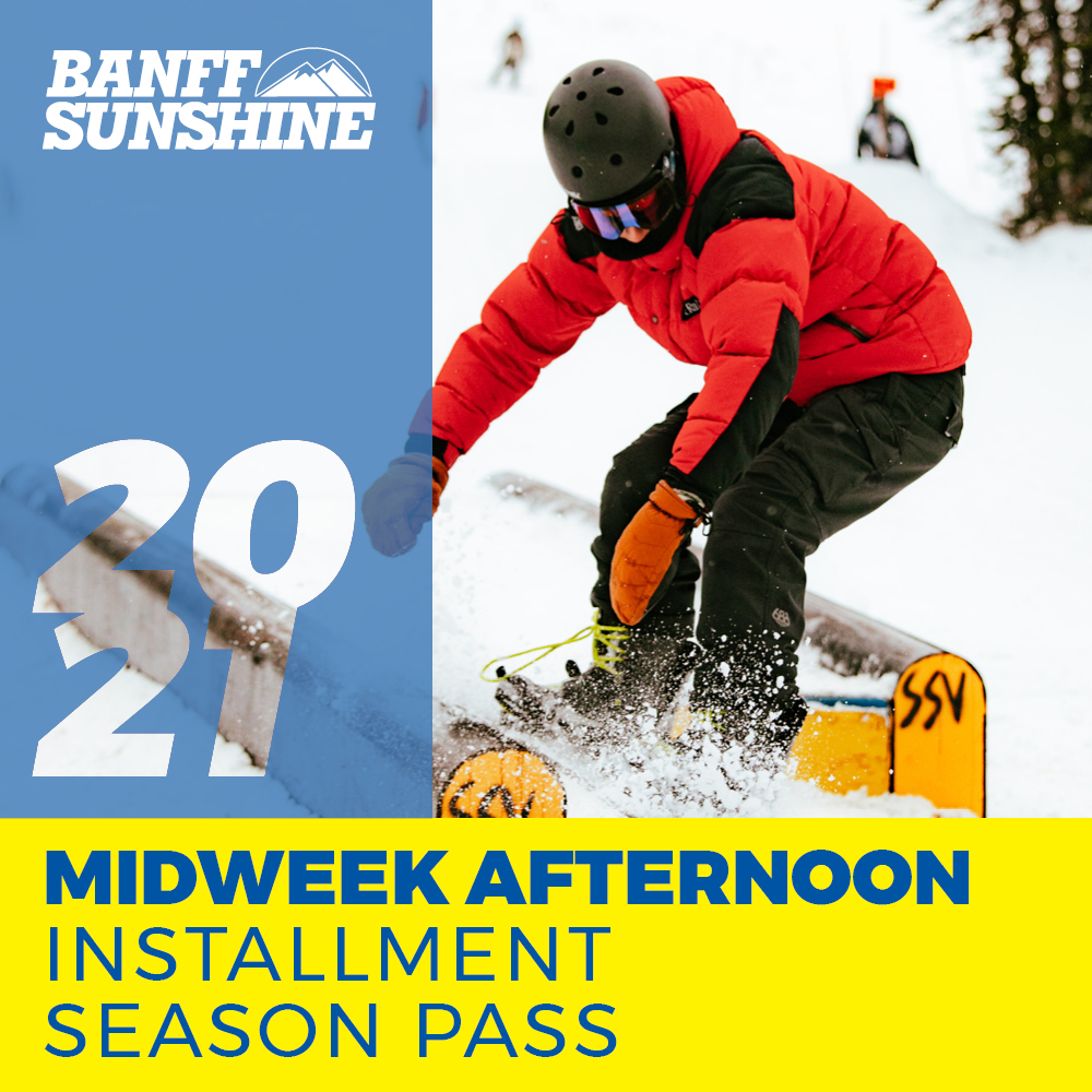 Midweek Afternoon Installment Season Pass