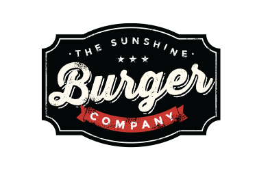 The sunshine burger company logo