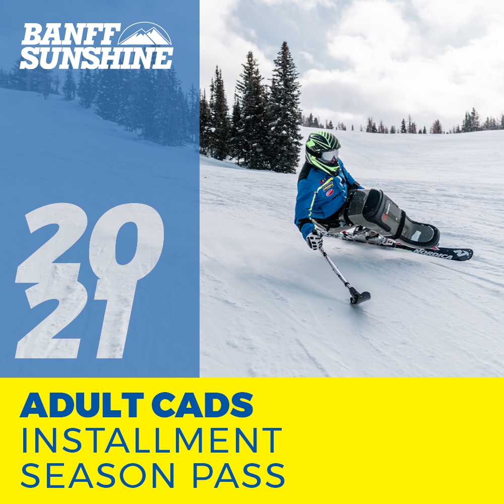 CADS Adult Installment Season Pass