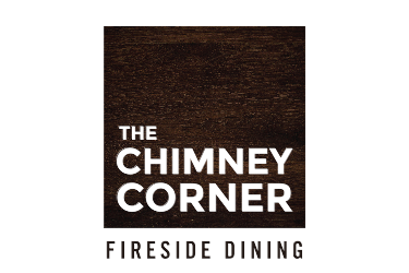 The chimney corner fireside dining logo