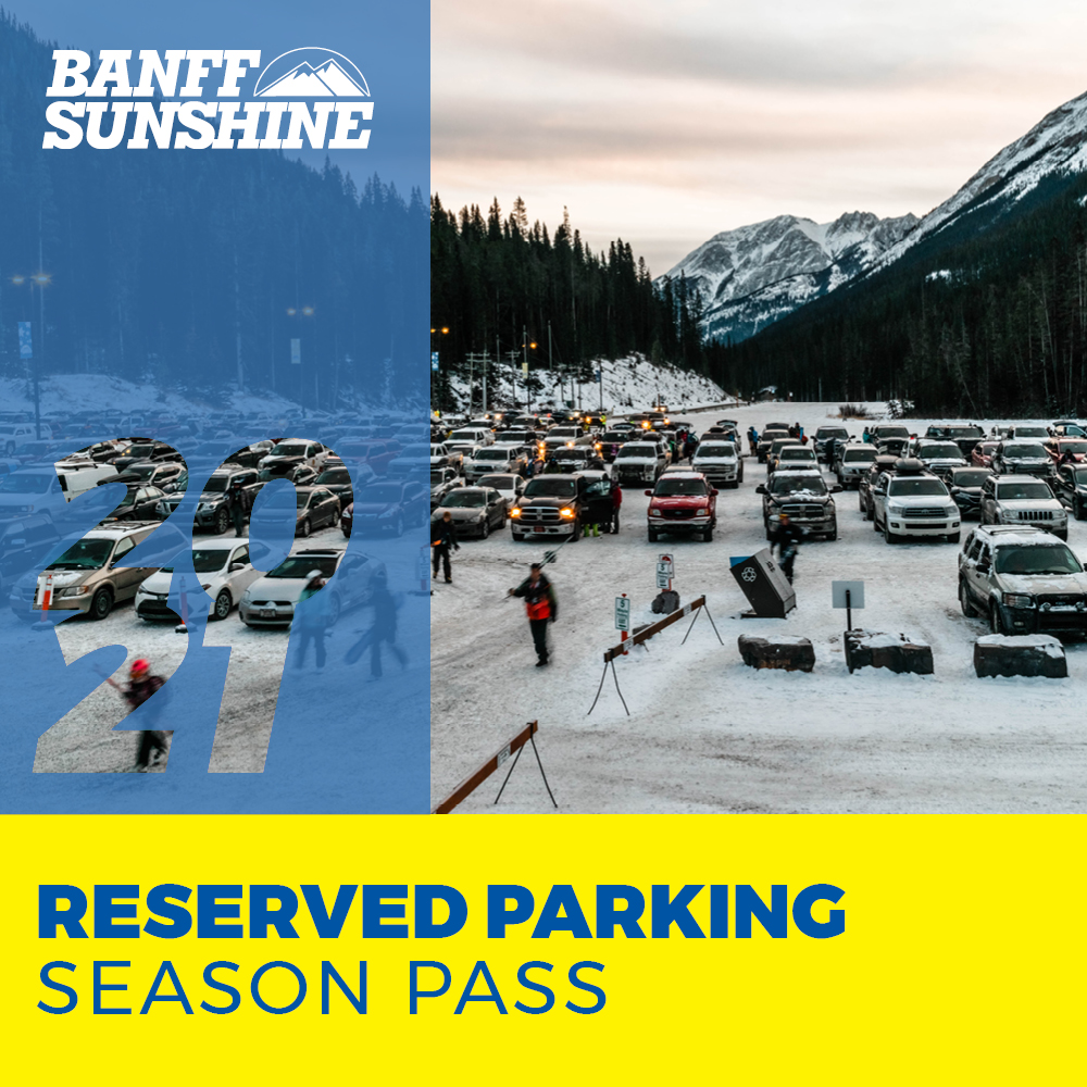 Reserved Parking Pass