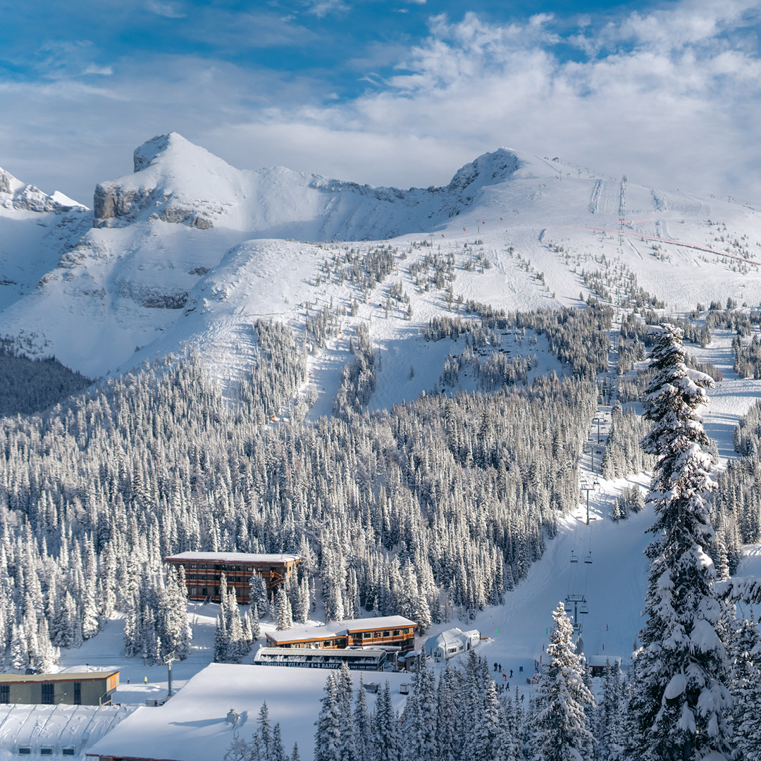 Banff Sunshine Village, Now a 5G Hotspot Thanks to Rogers Hero thumbnail
