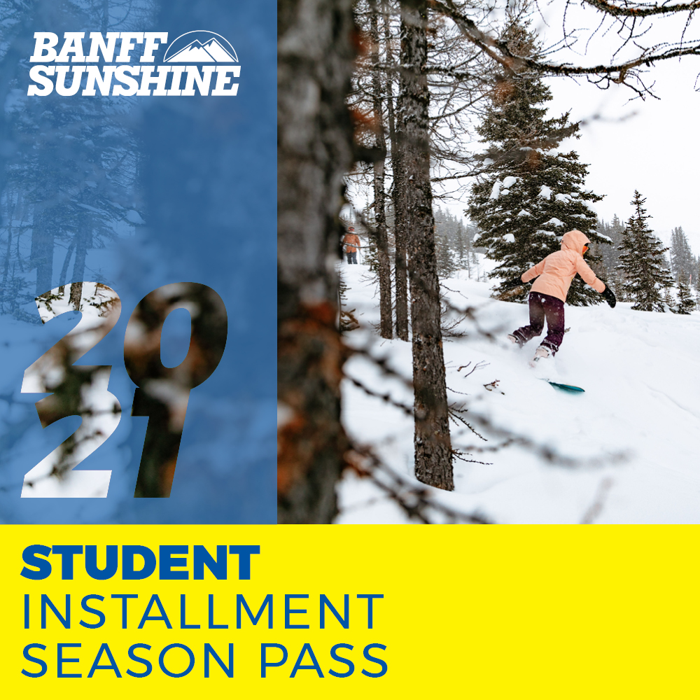 Student Installment Season Pass